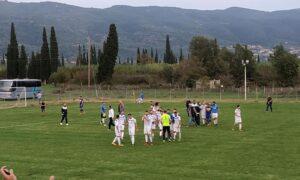 ΑΟ Διαβολιτσίου- Ερμιονίδα 1-0: Με Γεωργιόπουλο η τρίτη σερί νίκη!