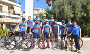 Ευκλής: Συνάντηση ποδηλατών και παράδοση σκυτάλης από τον Βεργετόπουλο στον Σταμάτη