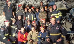 Σεισμός στην Αλβανία – Συγκλονίζει ο επικεφαλής της 1ης ΕΜΑΚ: Ρισκάραμε για να σώσουμε ζωές