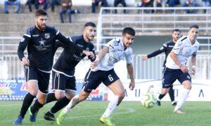 Football League: Ακάθεκτα τα Τρίκαλα, παραπαίει η Καλαμάτα