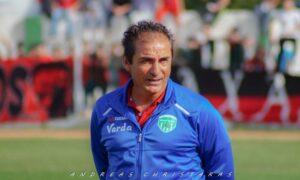 Κυπαρισσία: Νέος προπονητής ο Ηλίας Φωτόπουλος