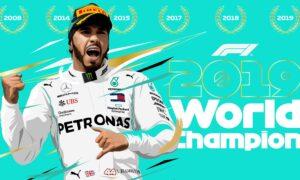 Formula 1: Πρωταθλητής για 6η φορά ο Χάμιλτον (βίντεο)