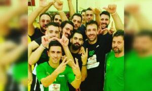 """ΓΕ Ηρακλείου – Καλαμάτα '80 0-3: Οι """"λύκοι"""" δάγκωσαν και στο Ηράκλειο!"""