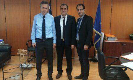 """Η """"Κτιριακές Υποδομές ΑΕ"""" θα υποστηρίξει με μελέτες το Δήμο Καλαμάτας"""