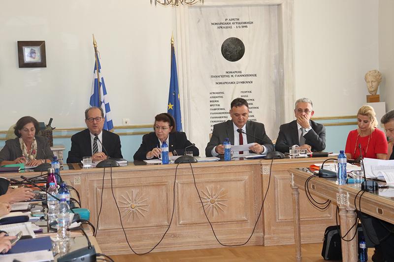 Πρόταση 11,3 εκ. ευρώ από την Περιφέρεια Πελοποννήσου για ένταξη έργων πολιτισμού στο ΕΣΠΑ 2014 – 2020