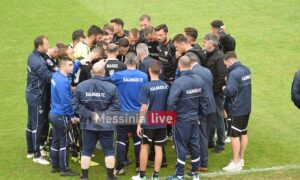 """Μαύρη Θύελλα: Δοκιμασία στην Βέροια- Τα """"θέλω"""" του Θεοδοσιάδη κόντρα στην πρώην του ομάδα"""