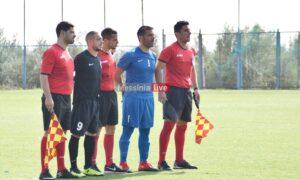 Διαιτητές Α' τοπικής: Ο Γκούμας στους Γαργαλιάνους, ο Καρβούνης στην Κορώνη