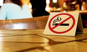 """Τα πρόστιμα που «έπεσαν» για το τσιγάρο το διάστημα 20-24 Νοεμβρίου και το ποσοστό των """"άκαπνων"""" καταστημάτων"""