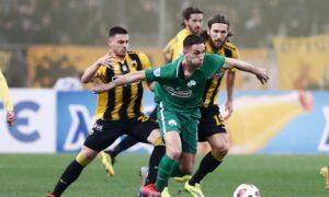 Super League: Αθηναϊκό ντέρμπι στο ΟΑΚΑ