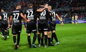 Super League: Ανεβαίνει ο Πανιώνιος, νίκη με ανατροπή η Λάρισα (βιντεο)