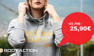 COSMOS Friday's: Βρες το BODY ACTION OVERSIZED HOODIE!