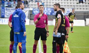 Football league: Ο Ξανθιώτης Παναγιώτης Τσοπουλίδης σφυρίζει Καβάλα- Καλαμάτα