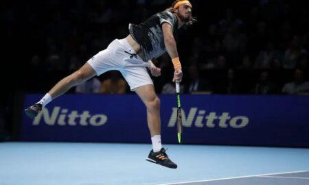 Τένις- ATP Finals: Λύγισε στο τέλος ο Τσιτσιπάς, 2-1 με ανατροπή ο Ναδάλ