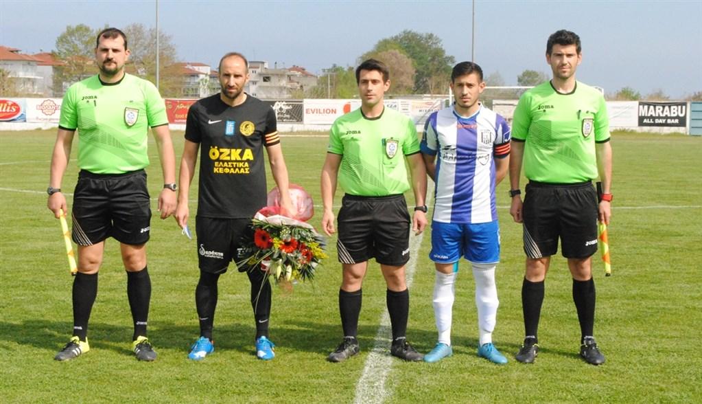 Διαιτητές Football League: O θεσσαλονικιός Βουρνέλης στο Τρίγλια-Καλαμάτα