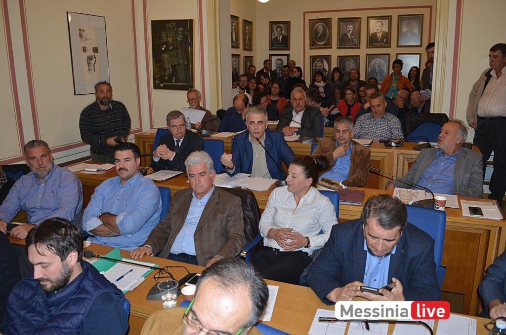Δημοτικό Συμβούλιο Καλαμάτας: Παύει η σύμβαση με τη Wind για το 5G