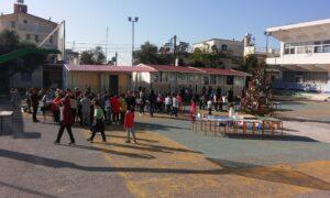 6ο Δημοτικό Σχολείο Καλαμάτας: Χριστουγεννιάτικη εκδήλωση με … «Ζυμώματα…»!