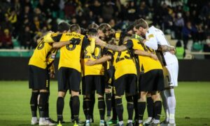 Super League: Νικηφόρο ντεμπούτο Καρέρα, η ΑΕΚ 1-0 στην Ξάνθη