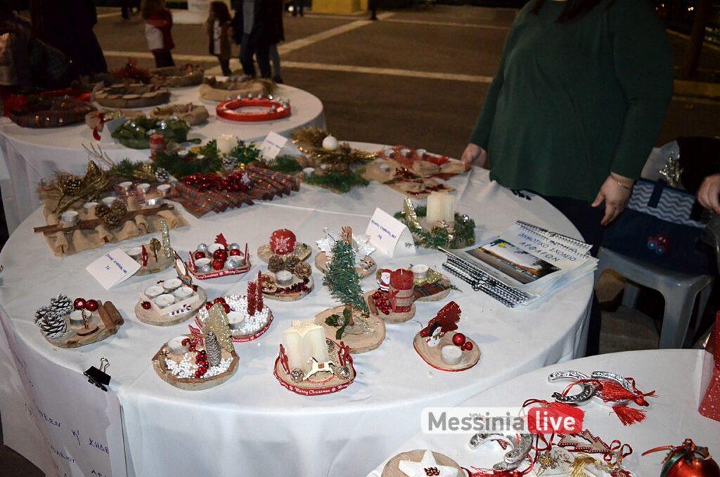 Άναψε το Χριστουγεννιάτικο δέντρο στα Αρφαρά με μουσικές, χορό και κεράσματα
