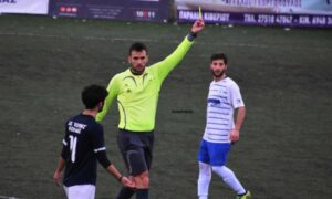 Διαιτητές Γ' Εθνικής: Ο Παπαγεωργόπουλος σφυρίζει το Διαβολίτσι στην Βάρδα