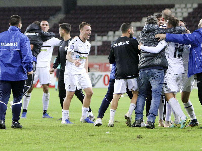 """Κύπελλο Ελλάδος: Η Μαύρη Θύελλα απέναντι στους """"μεγάλους"""""""
