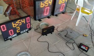 Κολυμβητήριο Καλαμάτας: Νέα ηλεκτρονικά χρονόμετρα, πίνακας, χλωριωτής και … μπηχτή Μπακολιά