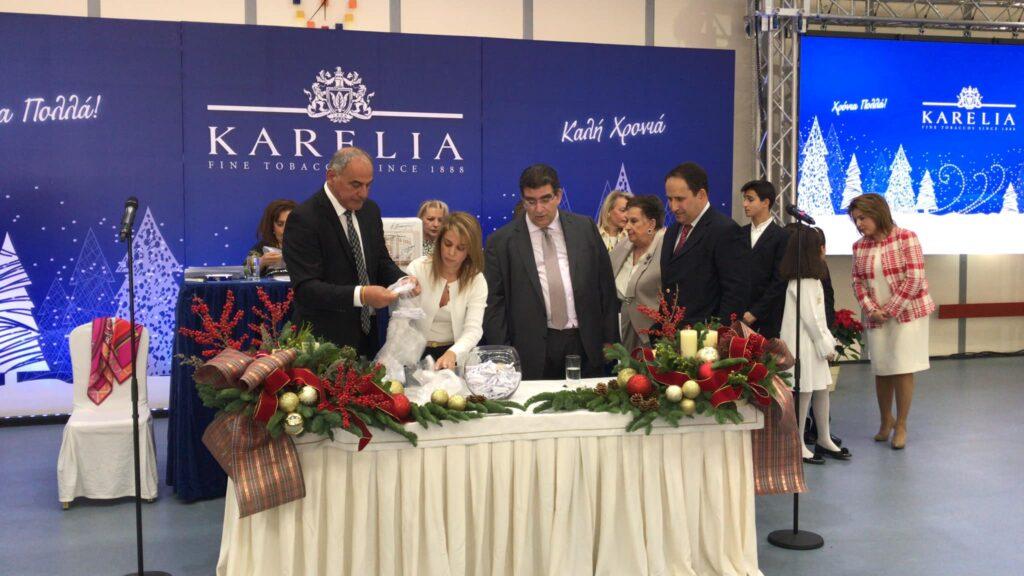 """""""Καρέλιας: Την πιο δύσκολη χρονιά κι έδωσε 3,85 εκατ. ευρώ παροχές!"""