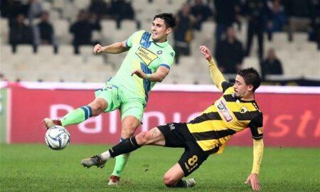 Super League: Τρίτη σερί νίκη για ΑΕΚ, 2-1 τον Αστέρα Τρίπολης