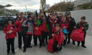 ΠΑΕ ΑΡΓΗΣ: Σημαντική η επίσκεψη Γιαννόπουλου στο Κολυμβητήριο Καλαμάτας