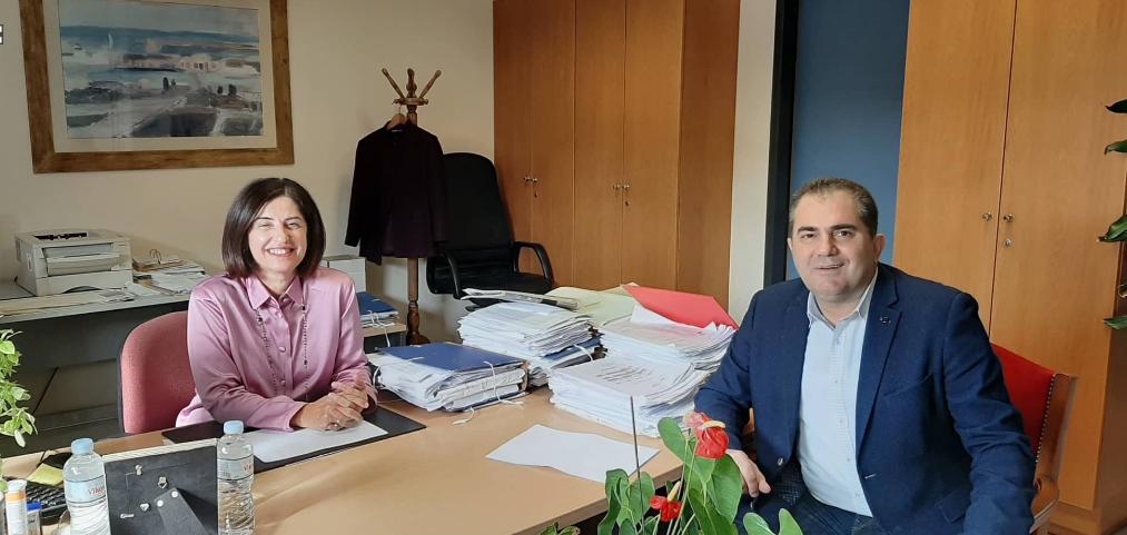 """""""Βελτίωση αγροτικής οδοποιίας Δήμου Καλαμάτας"""": Υπογράφηκε η σύμβαση-Το έργο έχει ενταχθεί στο """"Φιλόδημος 1"""""""