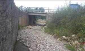 Kοσμόπουλος: Να αυξηθεί το εύρος του Μπελογιαννέικου γεφυριού