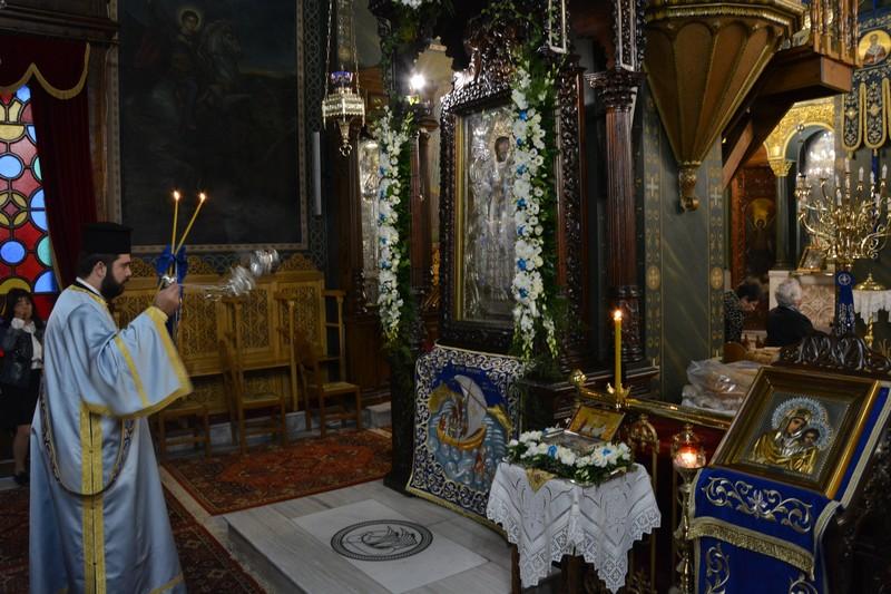 Λαμπρός ο εορτασμός του Αγίου Νικολάου στην Καλαμάτα