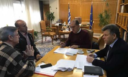"""""""Έπεσαν"""" οι υπογραφές για 4 έργα στη Μεσσηνία προϋπολογισμού 706.000 ευρώ"""