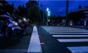 Στην Αθήνα η πιο σύγχρονη διάβαση της Ευρώπης
