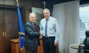 Δήμος Δυτικής Μάνης: Σημαντικές επισκέψεις Γιαννημάρα στην Αθήνα