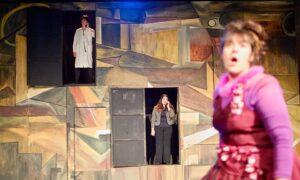 """""""Η Κοιμωμένη Ξύπνησε"""": Αύριο η πρεμιέρα από την Πειραματική Σκηνή Καλαμάτας στο Πνευματικό Κέντρο"""