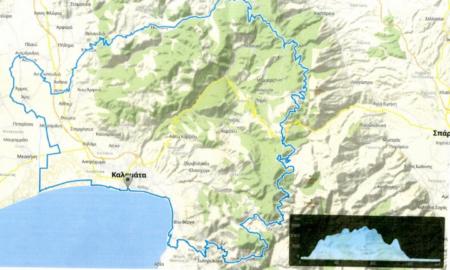 1ος Διεθνής ποδηλατικός αγώνας Kalamata Gravel Challenge το Μάιο του 2020