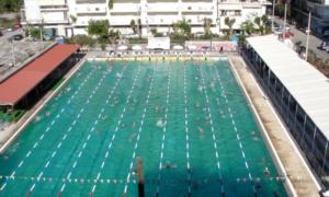 Διαγωνισμός για την προμήθεια ισοθερμικού καλύμματος για την πισίνα του Κολυμβητηρίου Καλαμάτας