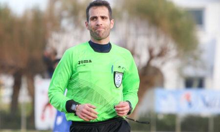 Διαιτητές Football League: Ο Λάμπρου απο την Εύβοια στο Καλαμάτα- Ιεράπετρα