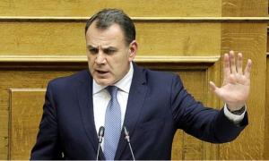 """Αντιδράσεις για τις δηλώσεις Παναγιωτόπουλου περί """"εγγύησης ο στρατός στην εσωτερική ασφάλεια"""""""