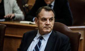 Παναγιωτόπουλος: Δεν αποκλείεται θερμό επεισόδιο με Τουρκία