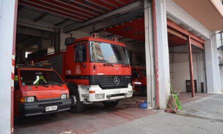 Πυροσβεστική Υπηρεσία Καλαμάτας: Επισκέψιμη την Τρίτη για τους πολίτες και Εθελοντική Αιμοδοσία τη Δευτέρα