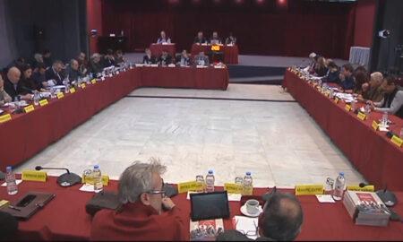 Live η Ειδική Συνεδρίαση του Περιφερειακού Συμβουλίου για τον προϋπολογισμό της Περιφέρειας Πελοποννήσου