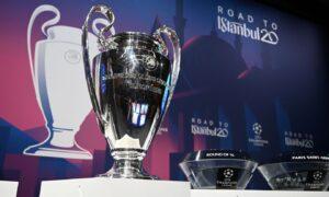 Τα ζευγάρια στους «16» του Champions League