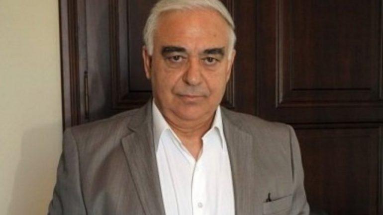 Έφυγε από τη ζωή ο πρώην βουλευτής Γ. Δεικτάκης που υπέστη ανακοπή στο ΟΦΗ – ΑΕΚ