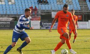 Football League: Πήρε βαθμό ο Ιωνικός στην Καβάλα, γκέλαρε η Βέροια