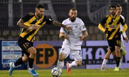 Η Λαμία «φρέναρε» την ΑΕΚ (0-0)