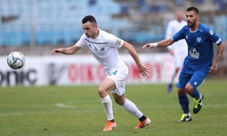 Κύπελλο Ελλάδας: Δεύτερη τριάρα της Λαμίας στον Αιολικό