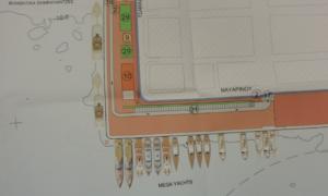 Συνάντηση Βασιλόπουλου-Πλακιωτάκη για την πορεία του master plan του Λιμανιού Καλαμάτας