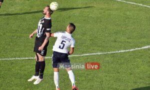 Καλαμάτα- Τρίκαλα 0-1 (βίντεο)