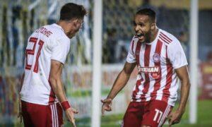 Τσάμπιονς Λιγκ: Ο Ολυμπιακός 1-0 τον Ερυθρό Αστέρα, συνεχίζει στο Europa